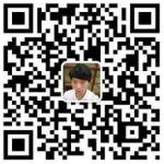 中国人スタイリストのジェリー微信QRコード