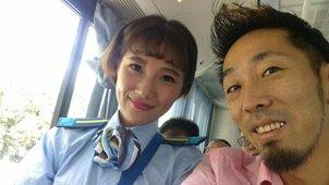 中国のバス陸さん