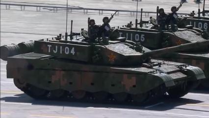 99A式戦車