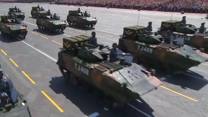 03式空挺歩兵戦闘車-ZBD-03