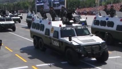 北京武装警察部隊