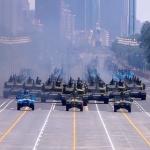 2015年9月3日の軍事パレードに登場した兵器を10種づつ出てきた順番に全て紹介します1-10