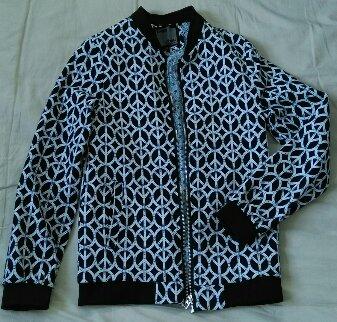上海ジャケット