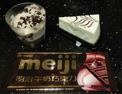 ケーキにチョコレート血糖値