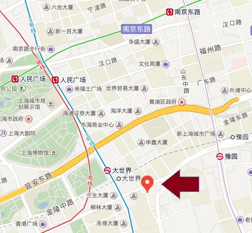 上海プロテイン