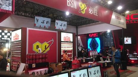ボディビル上海